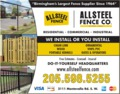 Allsteel Fence Co
