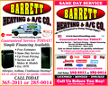 Barrett Heating & A/C Co