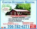 Clayton Veterinary Hospital