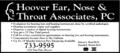 Hoover Ear Nose & Throat Associates
