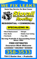 Stovall Roofing Llc