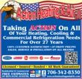 Action Heating & Air II LLC