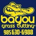 Bayou Grass Cutting