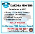 Dakota Movers