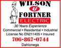 Wilson & Fortner Electric